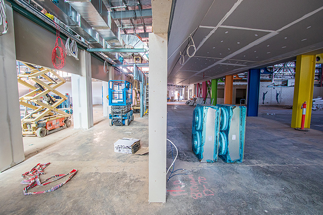 Internal Works & Fit-out